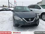 2017 Nissan Sentra 1.8 SV   ONE OWNER   ROOF   HEATED SEATS in London, Ontario