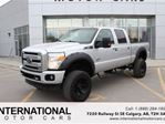 2014 Ford F-350 PLATINUM! DIESEL! LIFTED! TUNED! in Calgary, Alberta