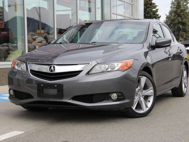 2014 ACURA ILX Dynamic 4dr Sedan in Kamloops, British Columbia