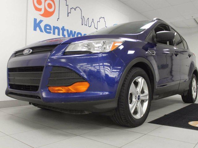 2015 FORD ESCAPE S- Back up cam. Lightning blue. and a dream come true. in Edmonton, Alberta