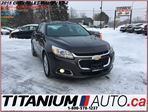 2015 Chevrolet Malibu LT-2+Camera+Heated Leather+Remote Starter+Sunroof+ in London, Ontario