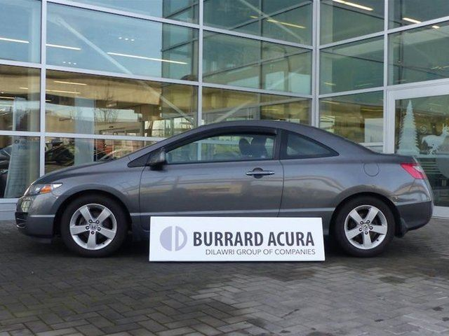 2010 HONDA CIVIC Coupe LX SR at in Vancouver, British Columbia