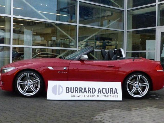 2011 BMW Z4 sDrive35is Roadster in Vancouver, British Columbia