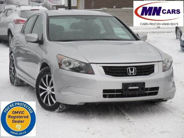 2009 HONDA Accord LX Sedan AT Low Mileage in Ottawa, Ontario
