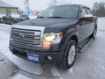 2014 Ford F-150 LOADED PLATINUM MODEL 5 PASSENGER 3.5L - V6.. 4 in Bradford, Ontario