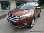 2017 Ford Escape FUEL EFFICIENT SE MODEL 5 PASSENGER 1.5L - DOHC in Bradford, Ontario