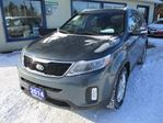 2014 Kia Sorento POWER EQUIPPED GDI MODEL 5 PASSENGER 2.4L - DOH in Bradford, Ontario