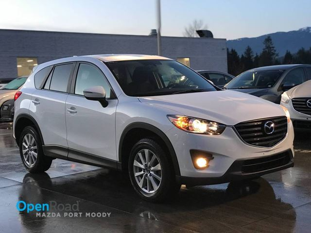 2016 MAZDA CX-5 GS AWD A/T No Accident Local One Owner Bluetoot in Port Moody, British Columbia