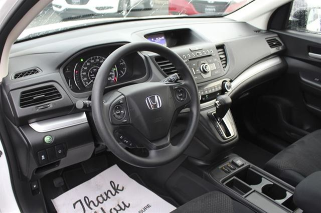 2015 HONDA CR-V LX 2WD Bluetooth in Victoria, British Columbia