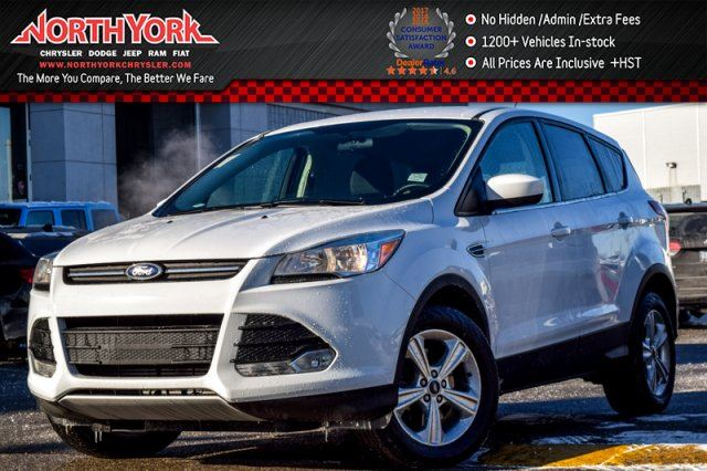 2015 FORD Escape SE Backup Cam Tow Hitch Heat Frnt.Seats Bluetooth 17Alloys in Thornhill, Ontario