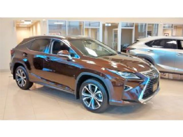 2017 LEXUS RX 350 AWD 4dr Luxury Pkg in Mississauga, Ontario