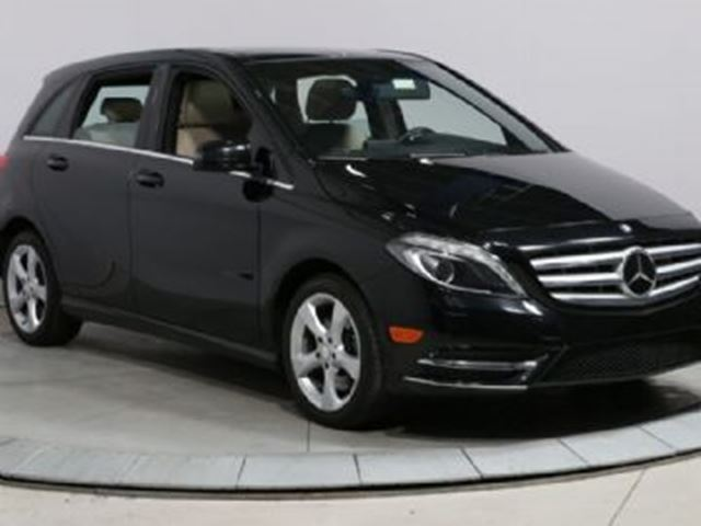 2014 MERCEDES-BENZ B-CLASS B250 4MATIC in Mississauga, Ontario