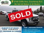 2017 Ford F-350  King Ranch in Courtenay, British Columbia