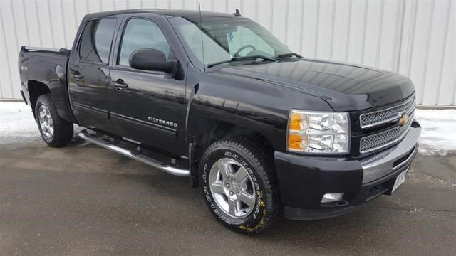 2013 Chevrolet Silverado 1500 LTZ in Gander, Newfoundland And Labrador