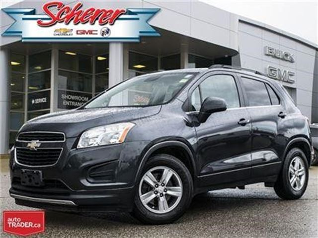 2013 CHEVROLET TRAX LT in Kitchener, Ontario