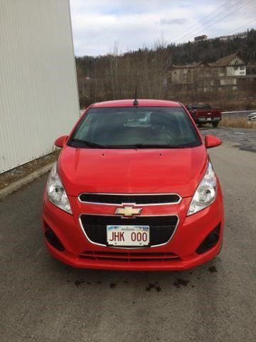 2014 Chevrolet Spark LS in Edmundston, New Brunswick