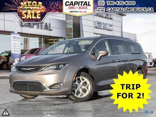 2017 CHRYSLER PACIFICA Touring-L Plus in Edmonton, Alberta