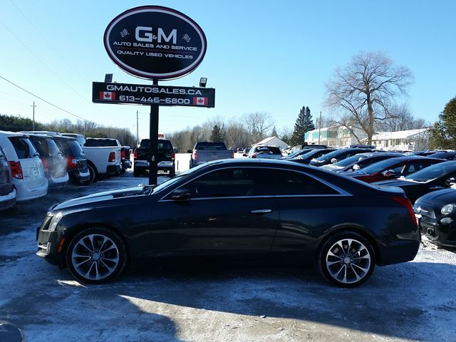 2015 CADILLAC ATS Performance AWD in Rockland, Ontario