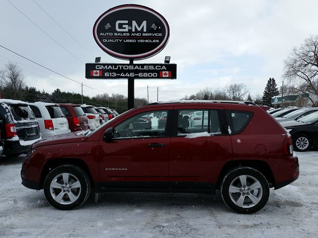 2014 JEEP COMPASS Sport in Rockland, Ontario