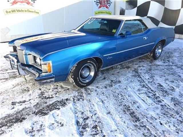 1973 MERCURY COUGAR XR7, Automatic, Convertible, Leather, in Burlington, Ontario