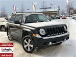 2017 Jeep Patriot HIGH ALTITUDE**LEATHER**NAVIGATION**4X4** in Mississauga, Ontario