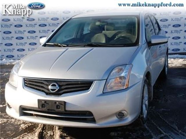 2012 NISSAN SENTRA 2.0 SR in Welland, Ontario