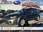 2005 Subaru Outback 2.5 i, BODY IN GOOD SHAPE !!! in Scarborough, Ontario