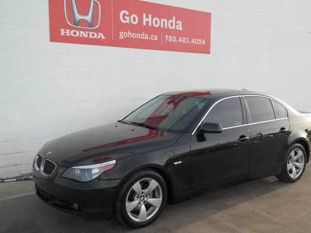 2007 BMW 5 SERIES 525i in Edmonton, Alberta
