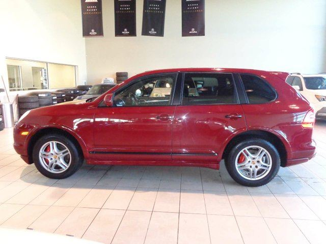 2009 PORSCHE CAYENNE GTS 4dr All-wheel Drive - Heated Leather Seats, Sunroof, Navigation! in Red Deer, Alberta