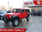 2015 Jeep Wrangler Unlimited Sport in Edmonton, Alberta