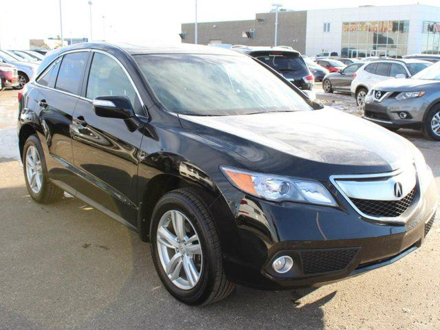 2013 ACURA RDX TECH PACKAGE - NAVIGATION, LEATHER, SUNROOF in Edmonton, Alberta