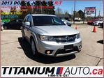 2013 Dodge Journey R/T AWD+Heated Leather+Remote Start+Back Up Sensor in London, Ontario