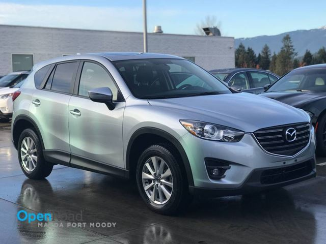 2016 MAZDA CX-5 GS AWD A/T Local One Owner Bluetooth USB AUX Na in Port Moody, British Columbia