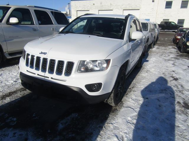 2014 JEEP COMPASS           in Innisfil, Ontario
