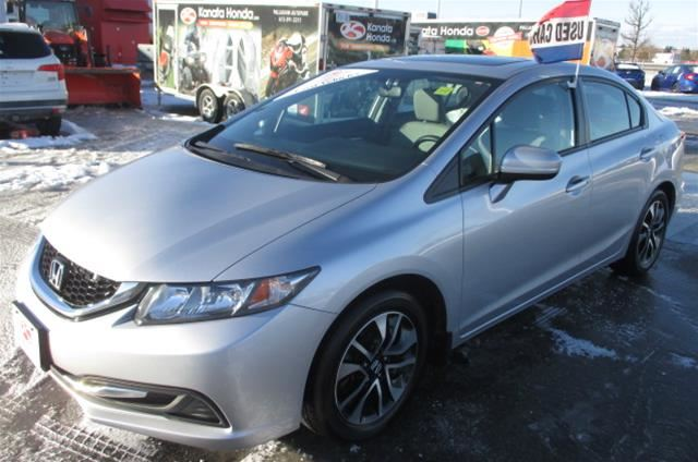 2014 Honda Civic Sedan EX CVT in Kanata, Ontario