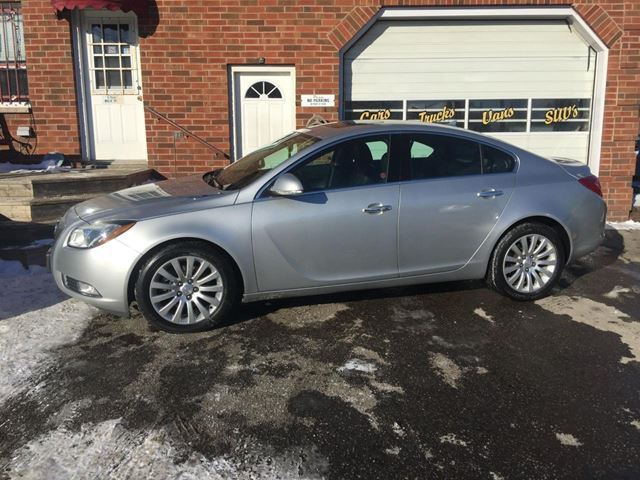 2012 BUICK REGAL Turbo w/1SP in Bowmanville, Ontario