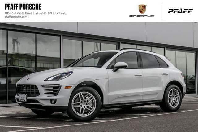 2018 PORSCHE MACAN S in Woodbridge, Ontario