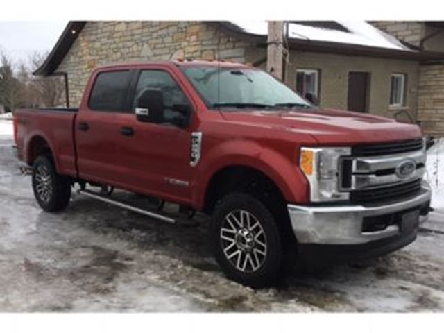 2017 FORD F-250 Xlt Diesel Boite 6.5 in Mississauga, Ontario