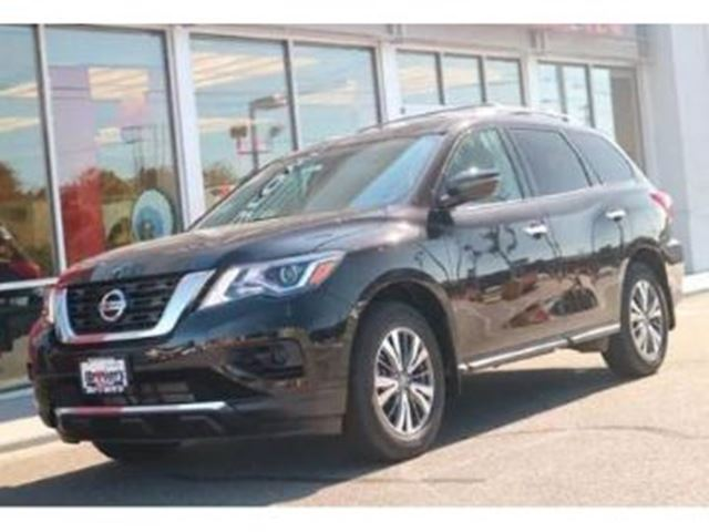 2018 NISSAN Pathfinder S 3.5L V6 284HP 4X2 in Mississauga, Ontario