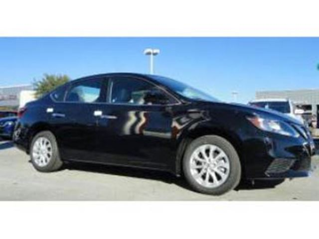 2018 NISSAN Sentra SV 1.8L CVT AUTOMATIC in Mississauga, Ontario