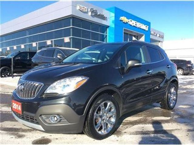 2014 BUICK ENCORE Leather in Pickering, Ontario