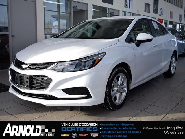 2017 Chevrolet Cruze Lt Arnold Chevrolet Buick Gmc Cadillac Inc