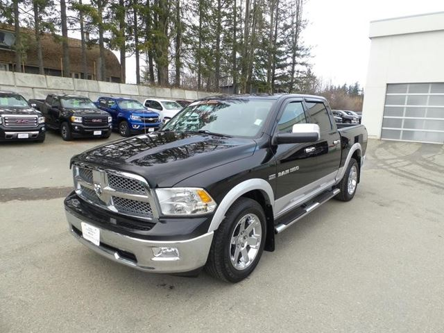 2012 DODGE RAM 1500 Laramie in Salmon Arm, British Columbia