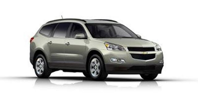 2012 CHEVROLET TRAVERSE 1LT in North Vancouver, British Columbia