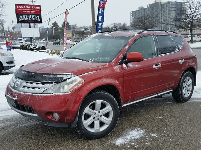 2006 NISSAN MURANO SL AWD in Waterloo, Ontario