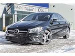 2016 Mercedes-Benz CLA250 4MATIC Leather,Panoramic roof,Alloys,NAVI in Mississauga, Ontario