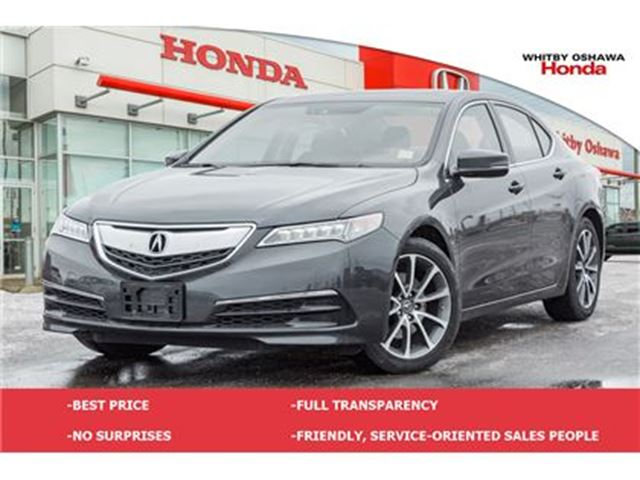 2015 ACURA TLX V6 Technology Package   Automatic in Whitby, Ontario