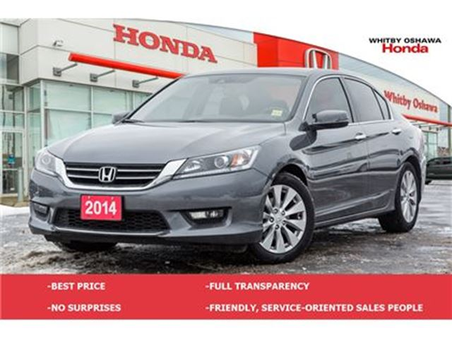 2014 HONDA Accord EX-L   Automatic in Whitby, Ontario