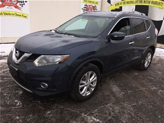 2015 NISSAN ROGUE SV in Burlington, Ontario
