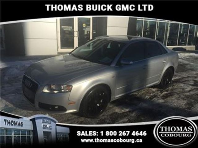 2008 AUDI A4 0 AS IS Vehicle in Cobourg, Ontario